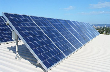 0.5MW PV Project on the Factory Roof in Australia